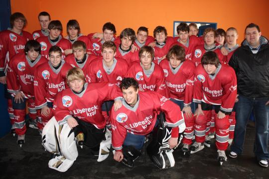 Hokejová reprezentace Libereckého kraje na Zimních olympijských hrách dětí a mládeže 2010