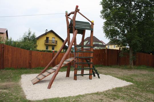 Víceúčelový park je využíván širokou veřejností a zejména rodinami a dětmi z růžodolské části Liberce