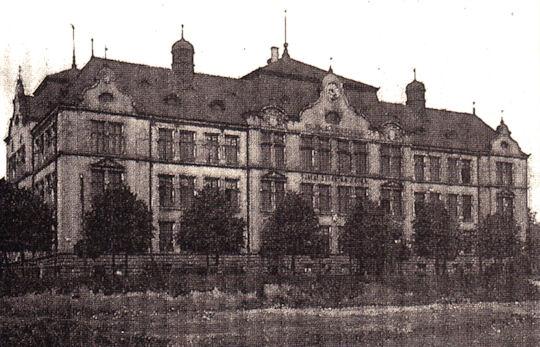 Bürgerschule in Oberrosenthal