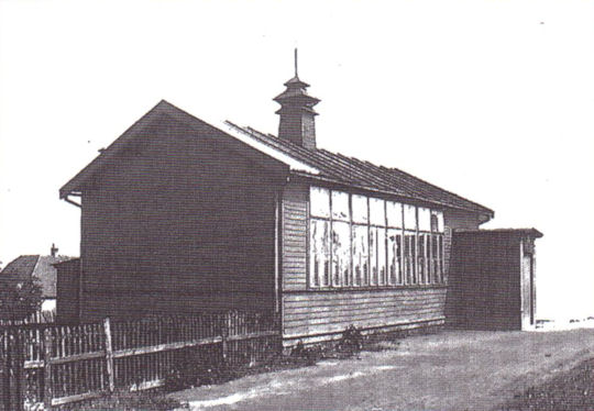 Dřevěný pavilon
