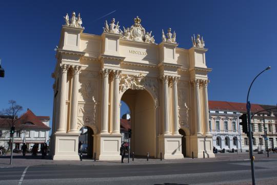 Malá Braniborská brána Potsdam