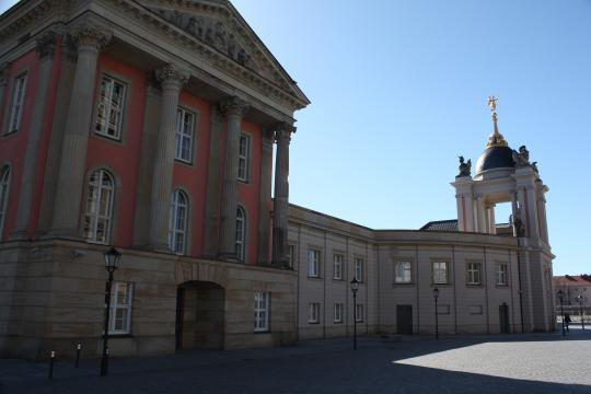 Fortunaportal Stadtschloss Potsdam