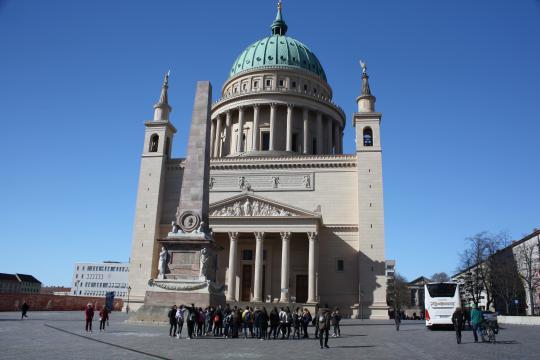 St.Nikolauskirche Potsdam 001