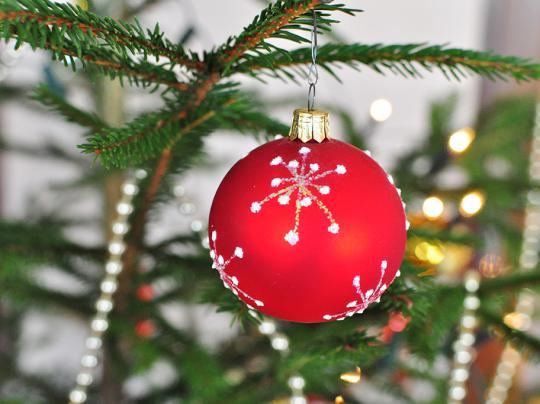 Vánoční jarmark 4.A