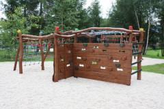 Víceúčelový park - realizace